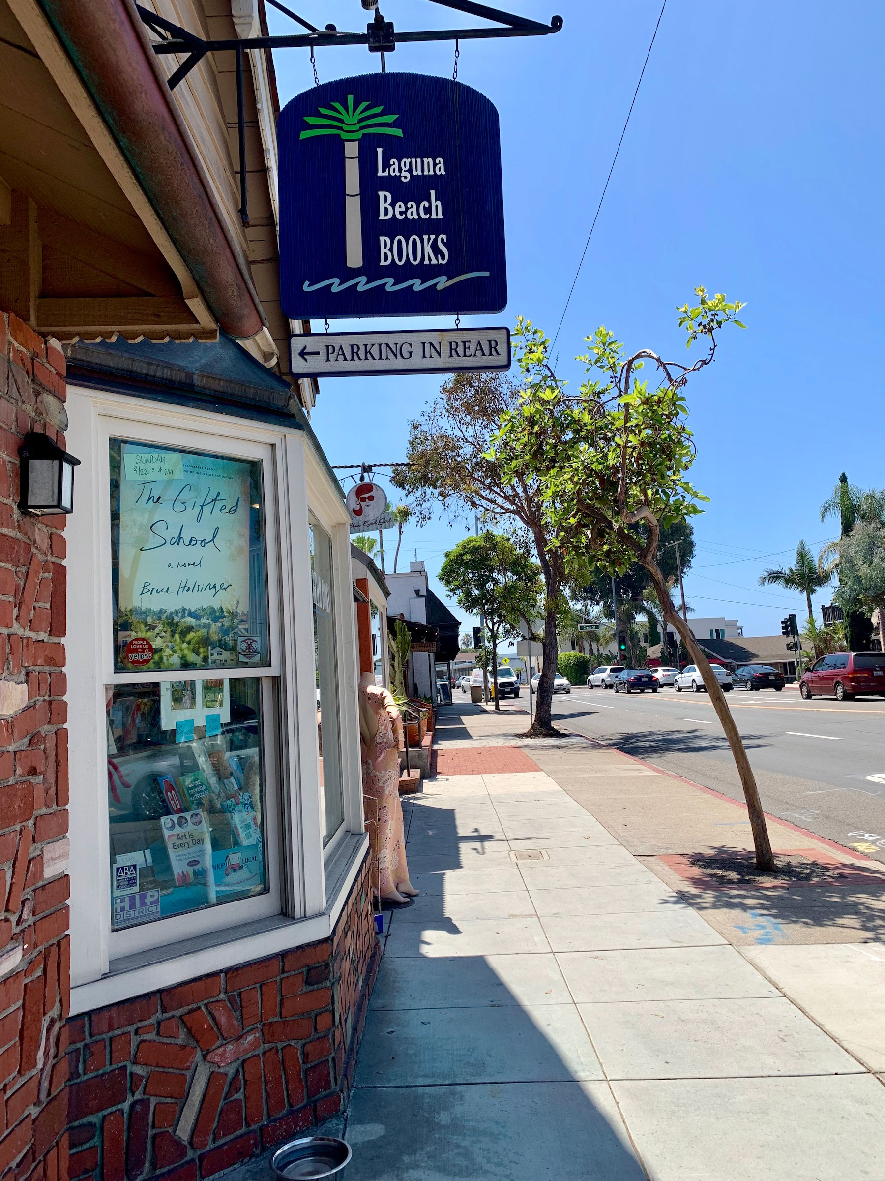 OC Chairwoman bookstore