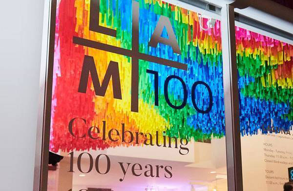 LAM celebrates window