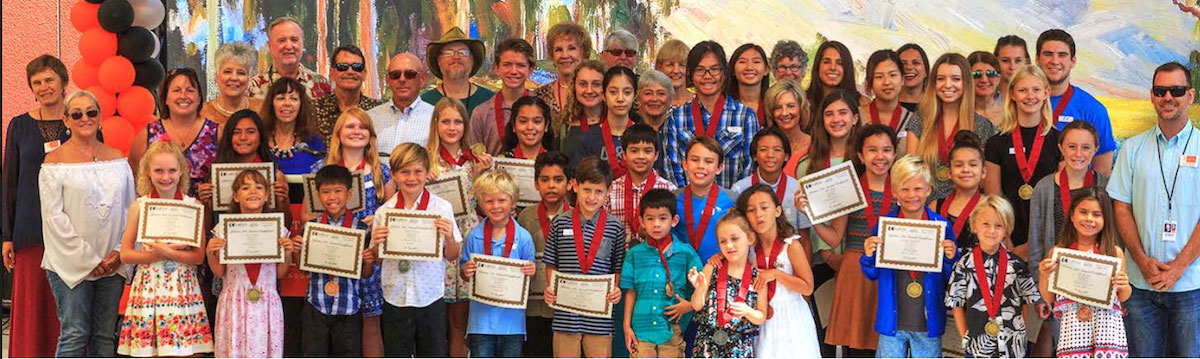 Laguna Beach award group