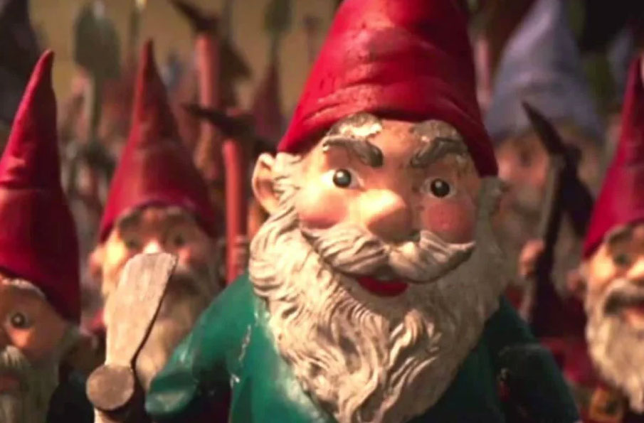 Folklore and gnomes