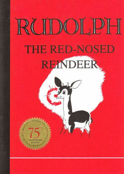 Rudolph the book cover