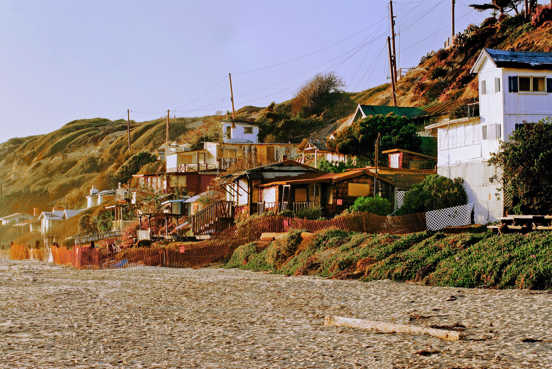 Crystal Cove cottages 1