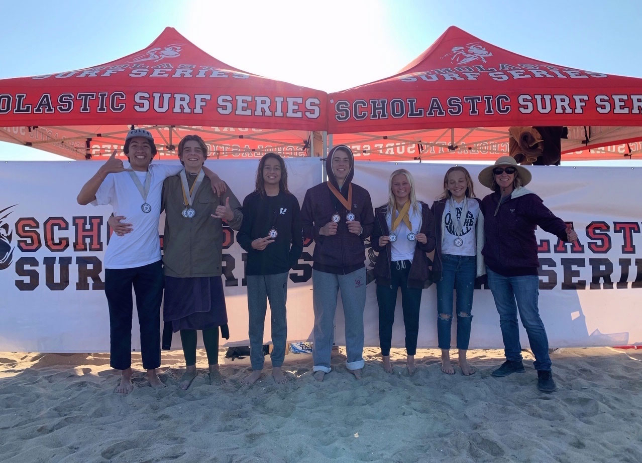 LBHS surf group