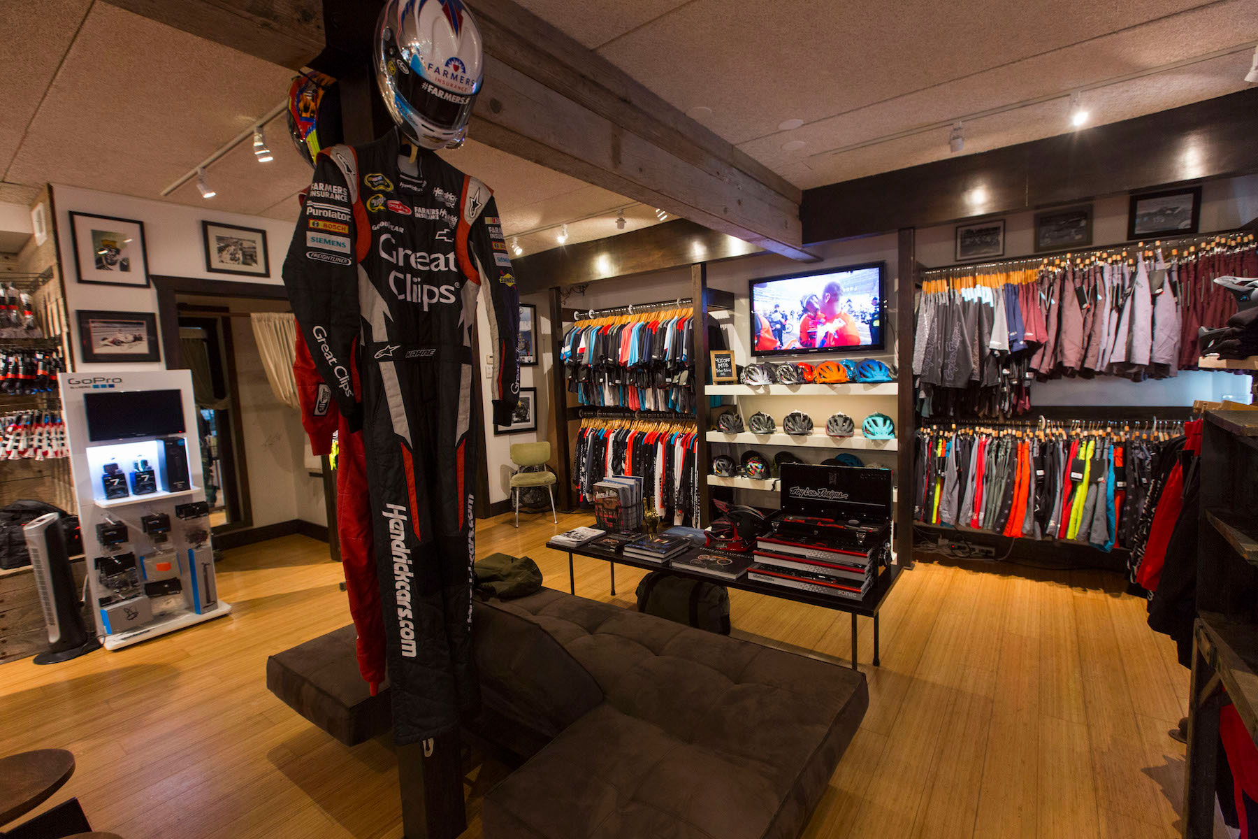 Troy Lee shop