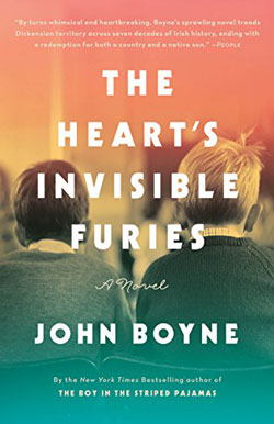 authors john boyne