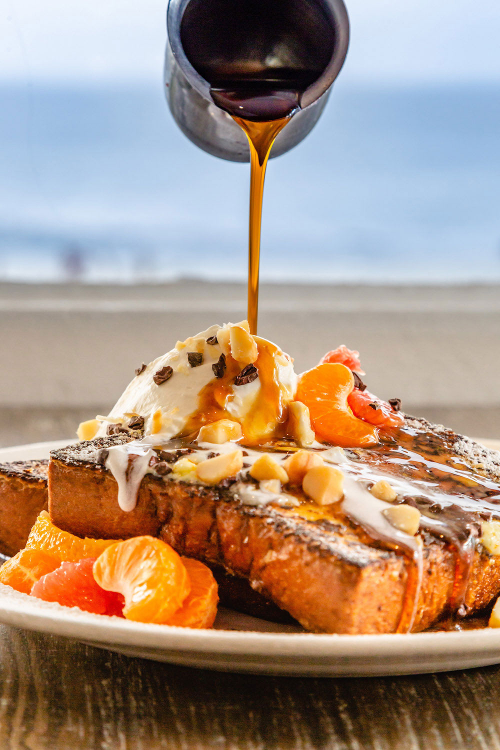 Las Brisas french toast