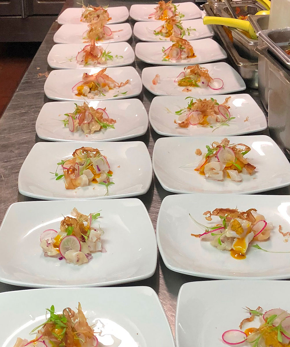 Brothers Chefs ceviche