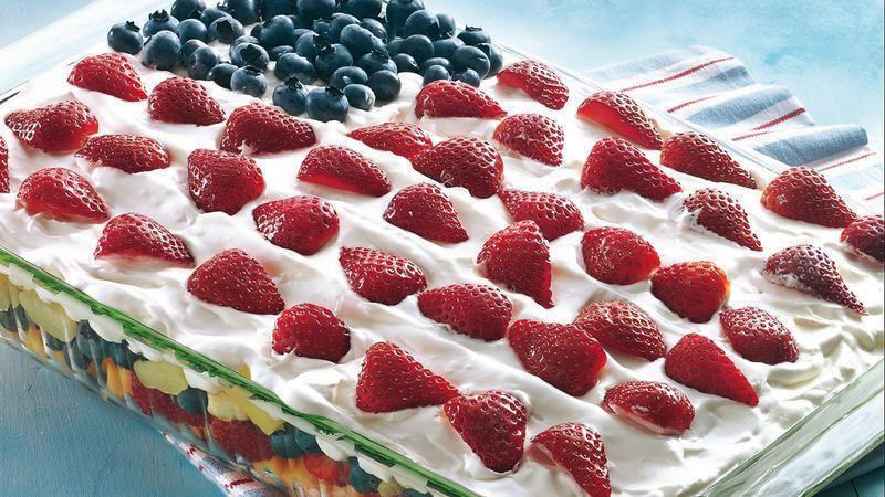 Fourth of July Fruit