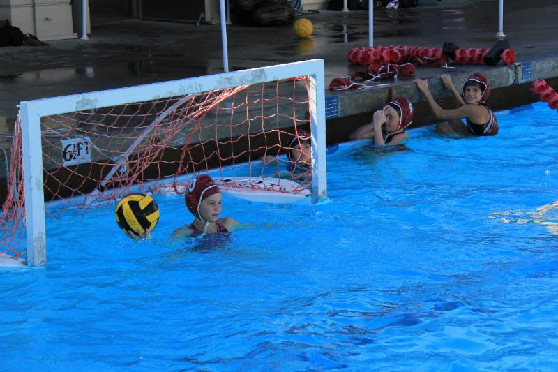 City offers free water polo pool