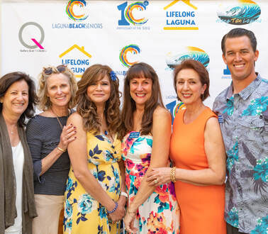 Lifelong Laguna group