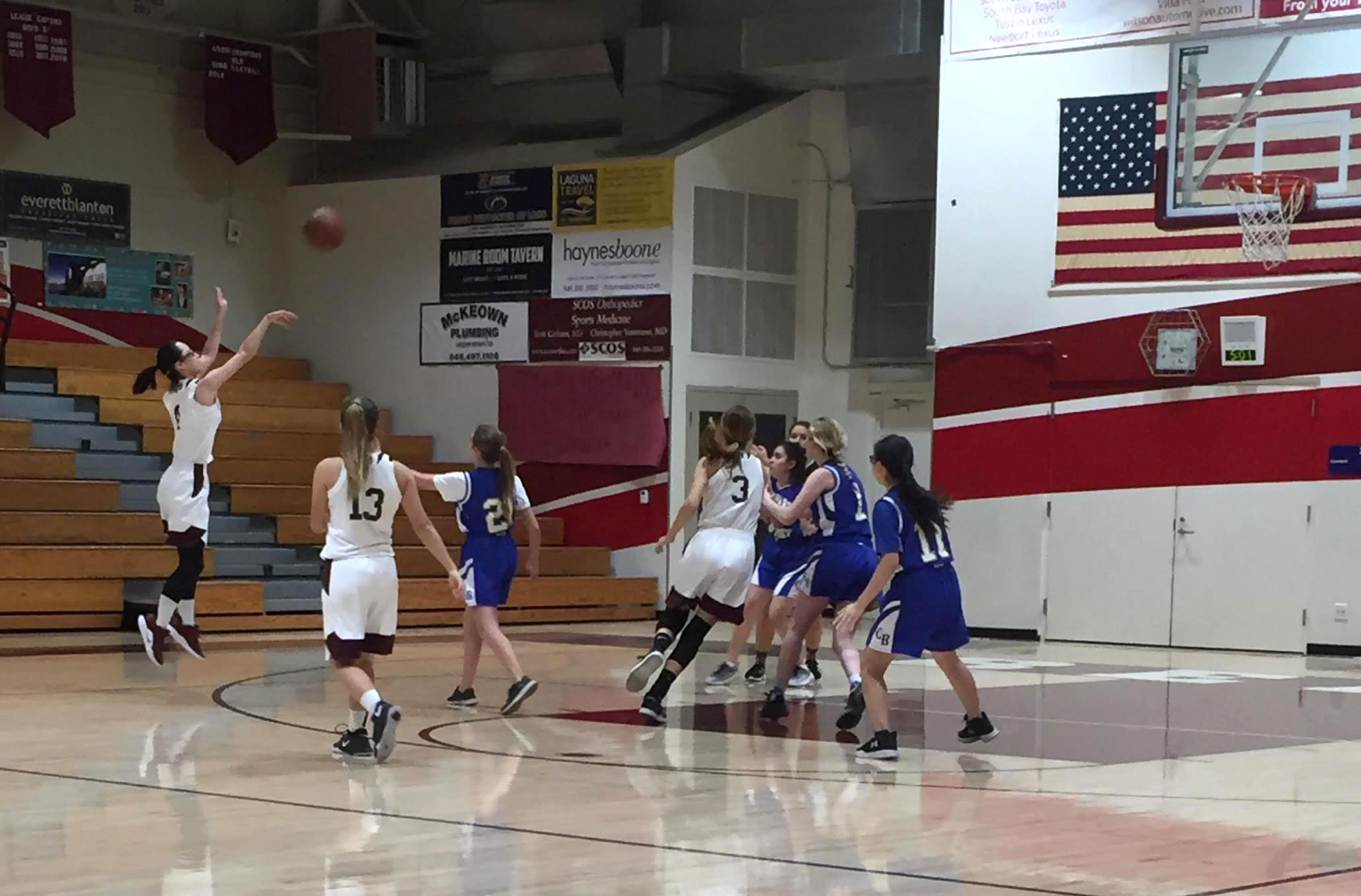 LBHS Girls Basketball