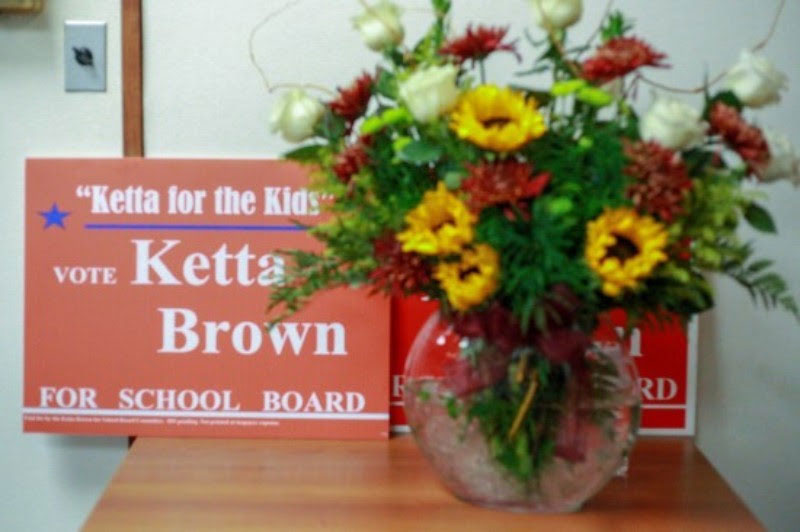 Latest news from Ketta Brown two
