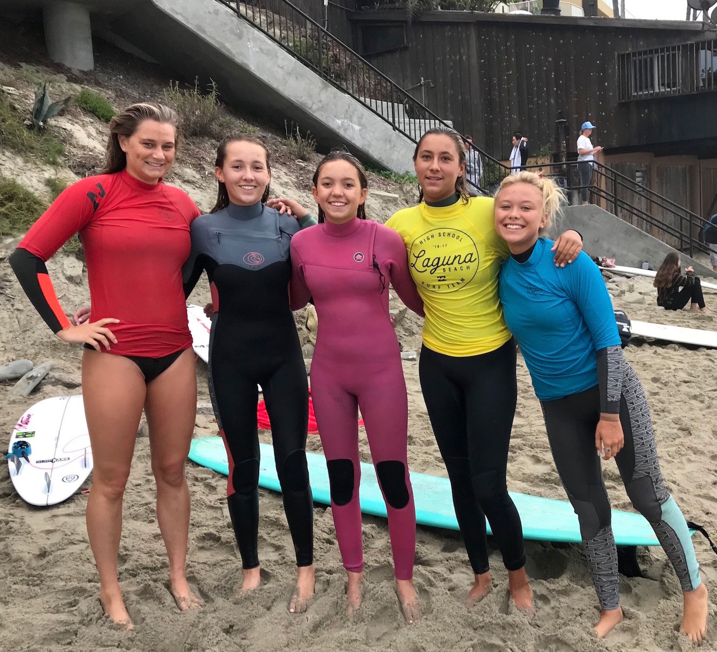 LBHS Womens Surf