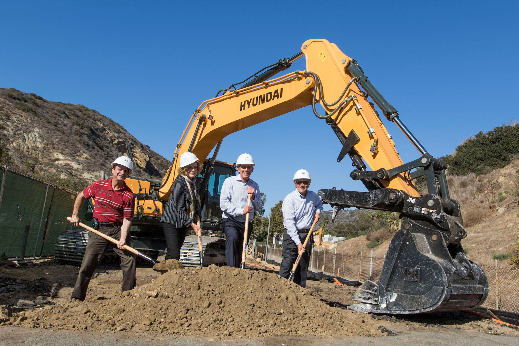 City breaks ground work