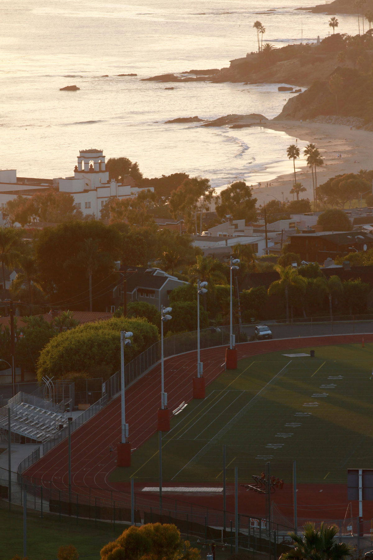 LBUSD football field