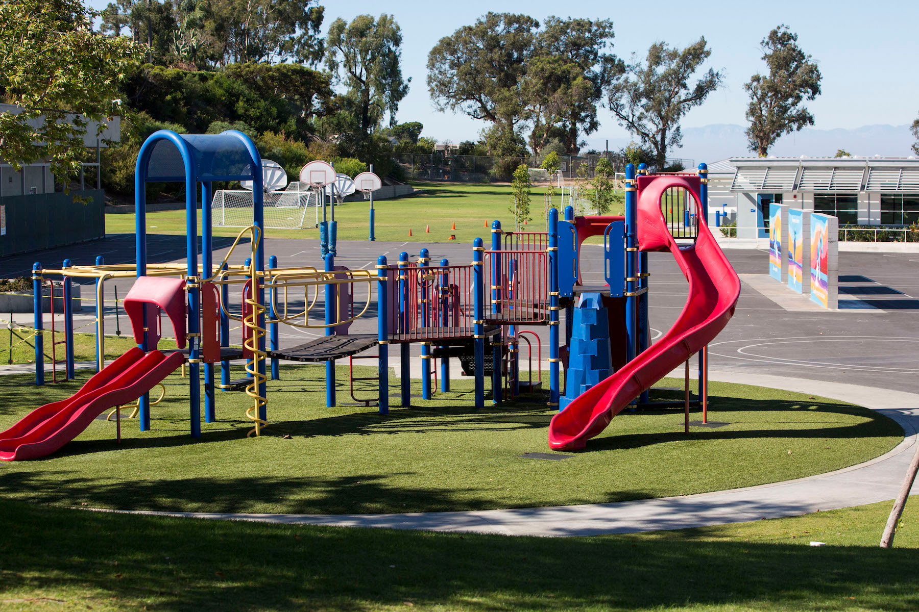 Laguna Beach PTA Playground